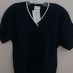 New Navy Sweater - size Small